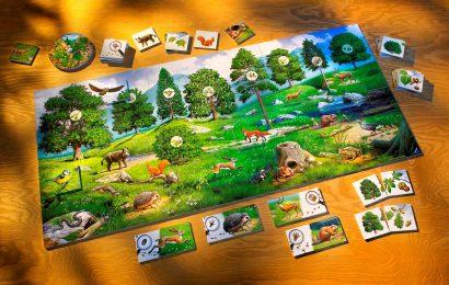 Aus der Baumschule: die besten Spiele zum Thema Wald