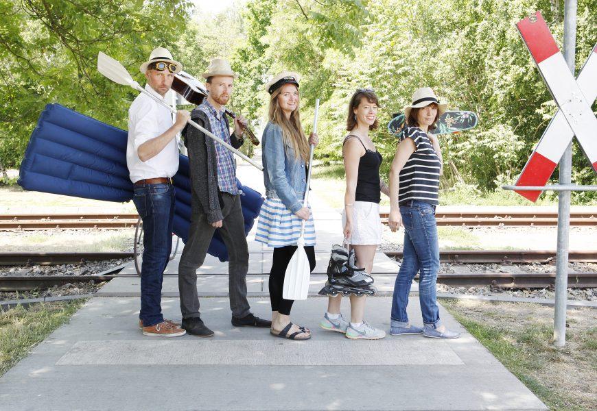 Aussteigen bitte! Raus ins Grüne mit Bus und Bahn