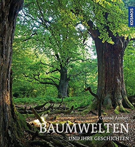 Baumwelten und ihre Geschichten. Foto: Kosmos-Verlag