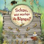 Schau, was machen die Bienen? Foto: Naturkind Verlag