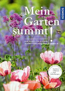 Mein Garten summt! Foto: Kosmos Verlag