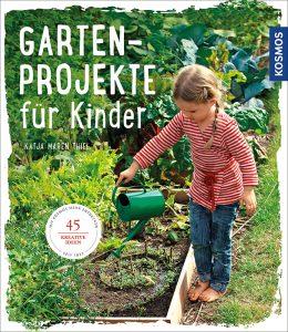 Gartenprojekte für Kinder. Kosmos-Verlag. EAN: 9783440153628. 14,99 Euro (D); Sie können das Buch direkt im Online-Shop des Verlages kaufen.