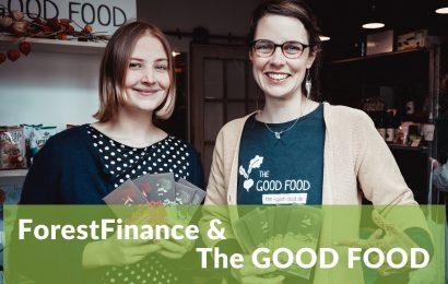 Witzige Möhren & gute Schokolade – Mit ForestFinance und The GOOD FOOD gegen Lebensmittelverschwendung