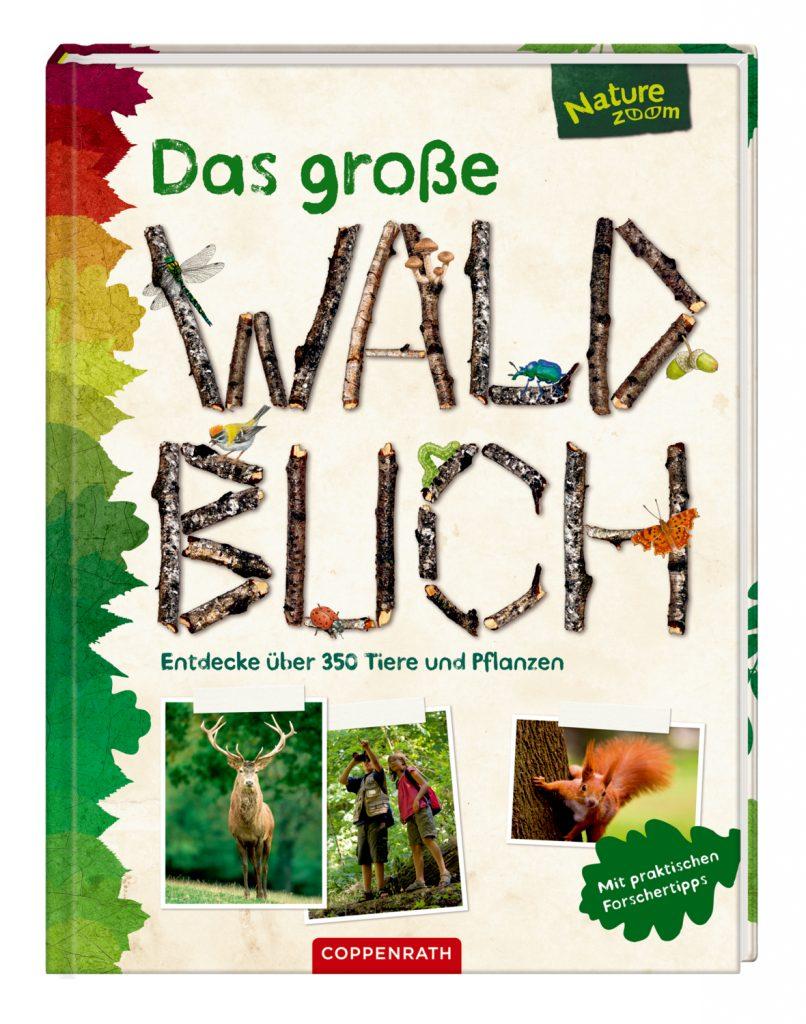Das große Waldbuch. Foto: Coppenrath