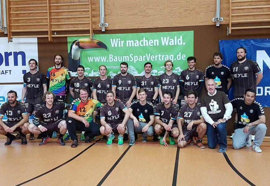 """""""We'll never play alone"""" – ForestFinance unterstützt die Kiezclub-Handballer des FC St. Pauli"""