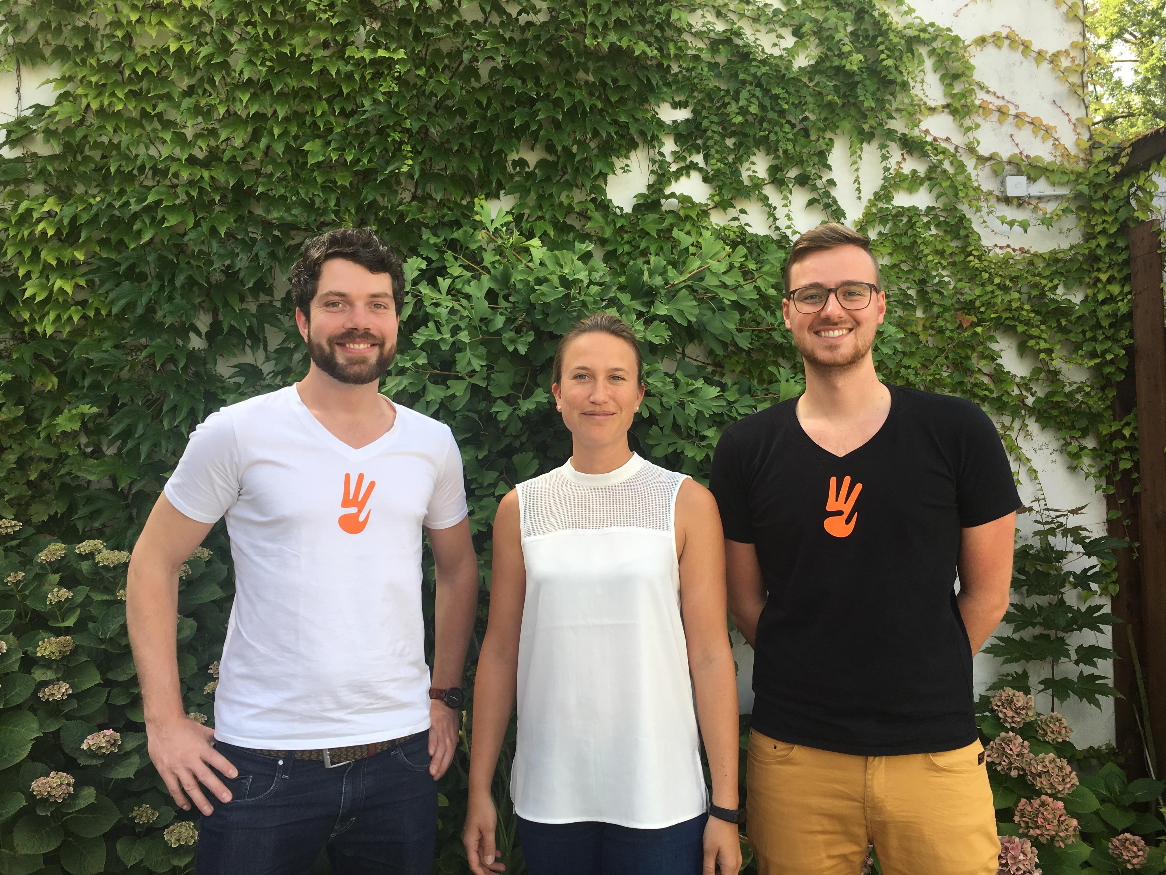 Milan Wolfs, Nina Rattay, Sebastian Schulz