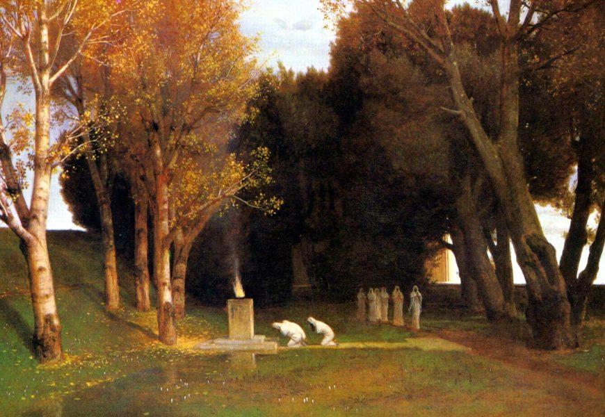 Bäume in der Mythologie: Versprechen der Unsterblichkeit