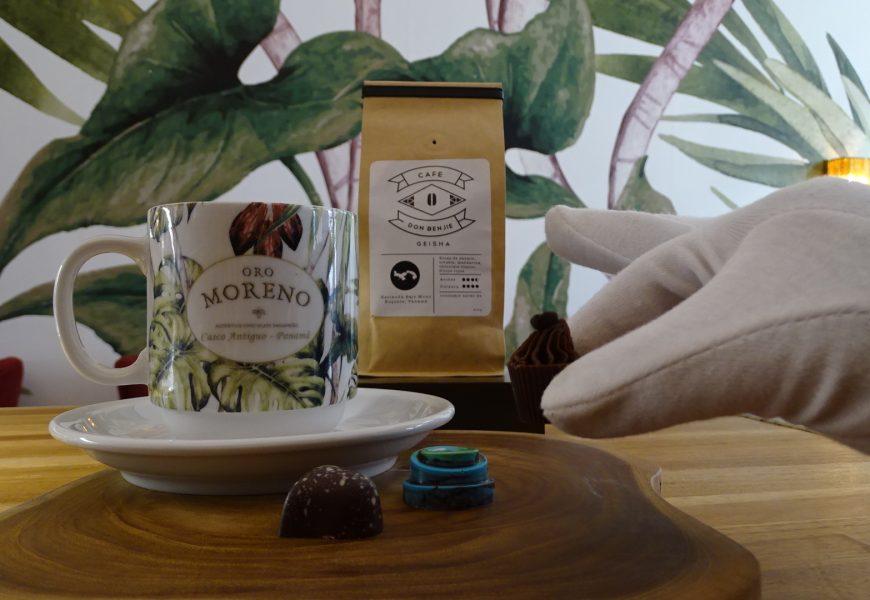 Kaffee trifft Schokolade: Geschmacksnervenkitzel im Tropical Chocolate Café Panama
