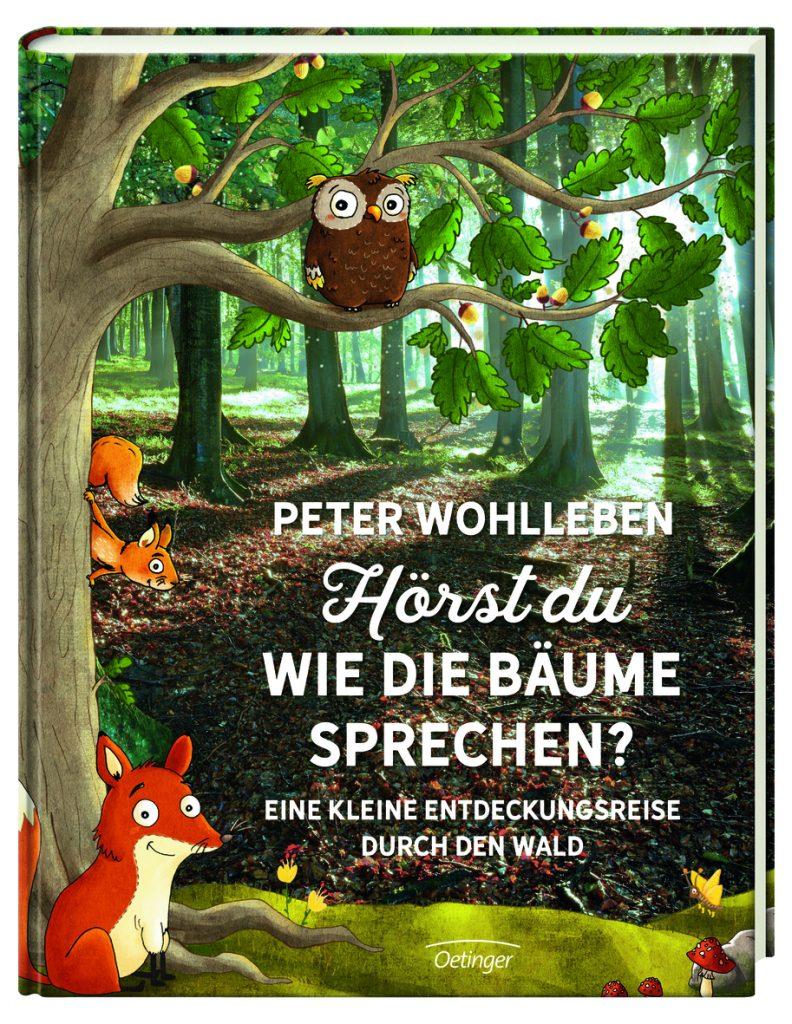 Hörst du, wie die Bäume sprechen? Bild: Oetinger