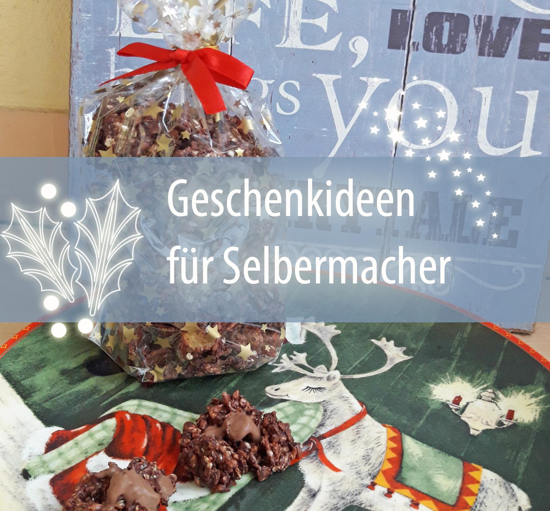 Weihnachtsgeschenke persönlich und nachhaltig: Ideen für (kleine ...