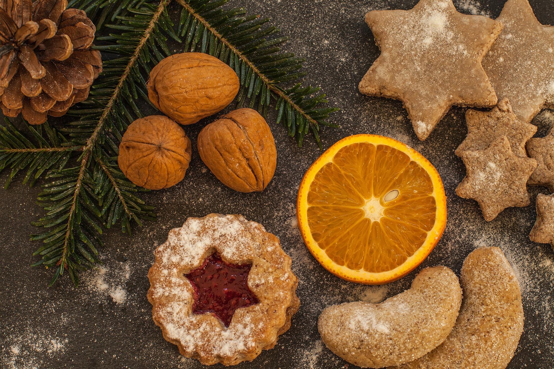 Nachhaltige Weihnachten: Basteln mit Naturmaterialien