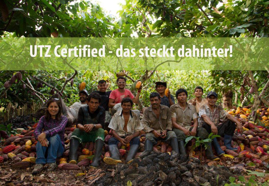 UTZ Certified – das steckt dahinter!