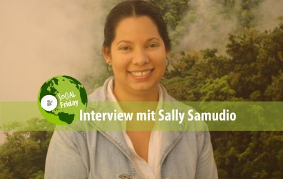 SocialFriday: Interview mit Sally Samudio