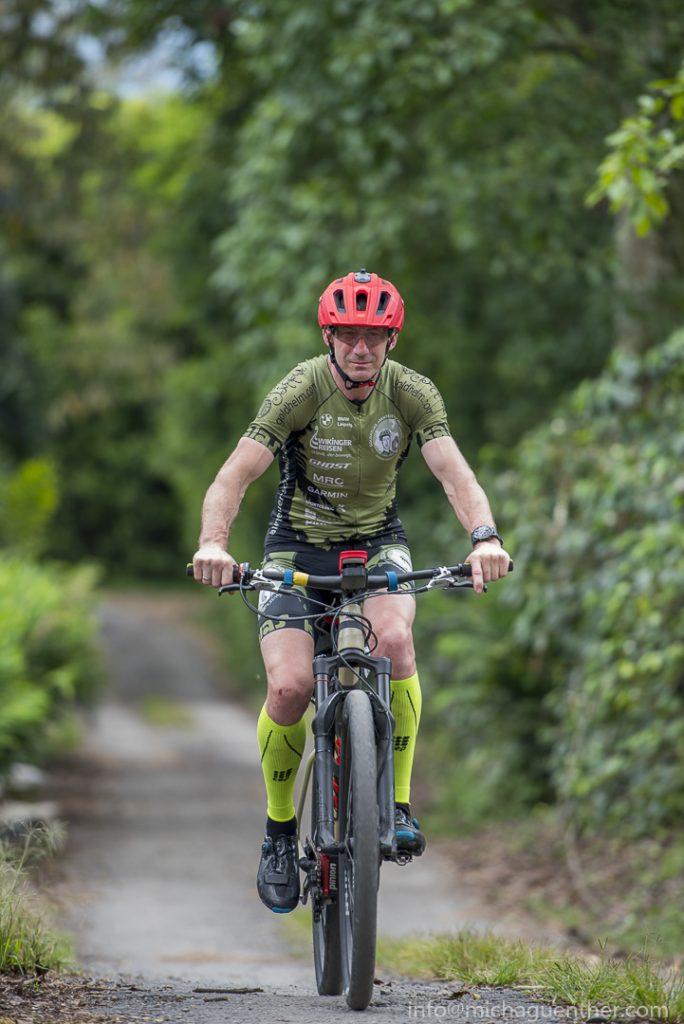 Guido Kunze auf dem Weg zur Kaffeeplantage. Foto: Michael Günther