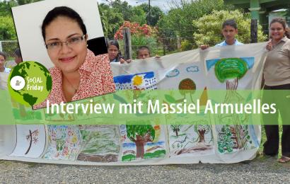 SocialFriday: Interview mit Mitarbeiterin Massiel Armuelles