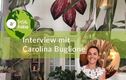 SocialFriday: Schokoladenträume mit Carolina Buglione