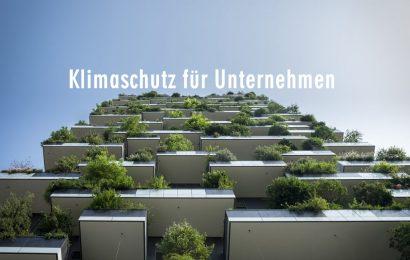 Klimaschutz für Unternehmen
