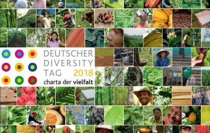Diversity Day: Wir zeigen Flagge für Vielfalt!
