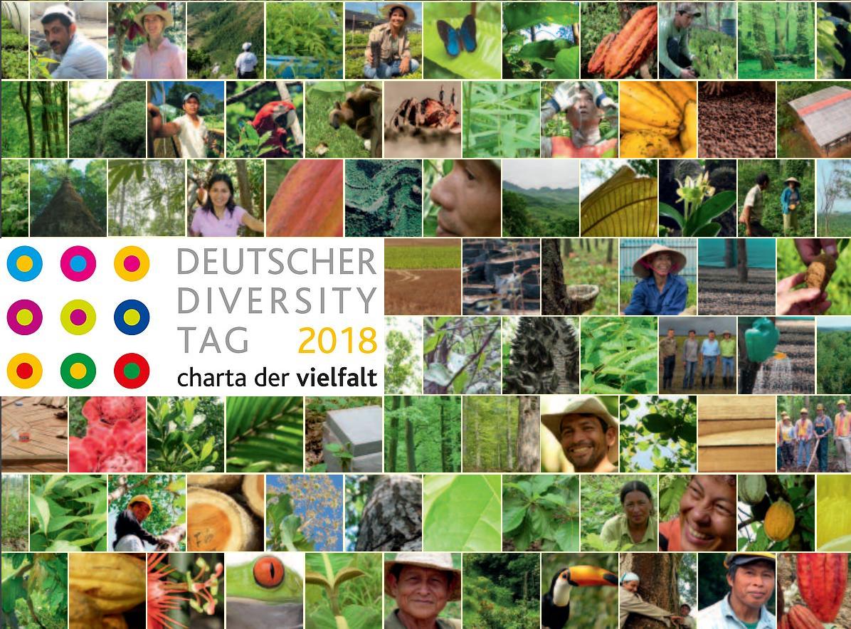 Wir leben Vielfalt! Foto: ForestFinance