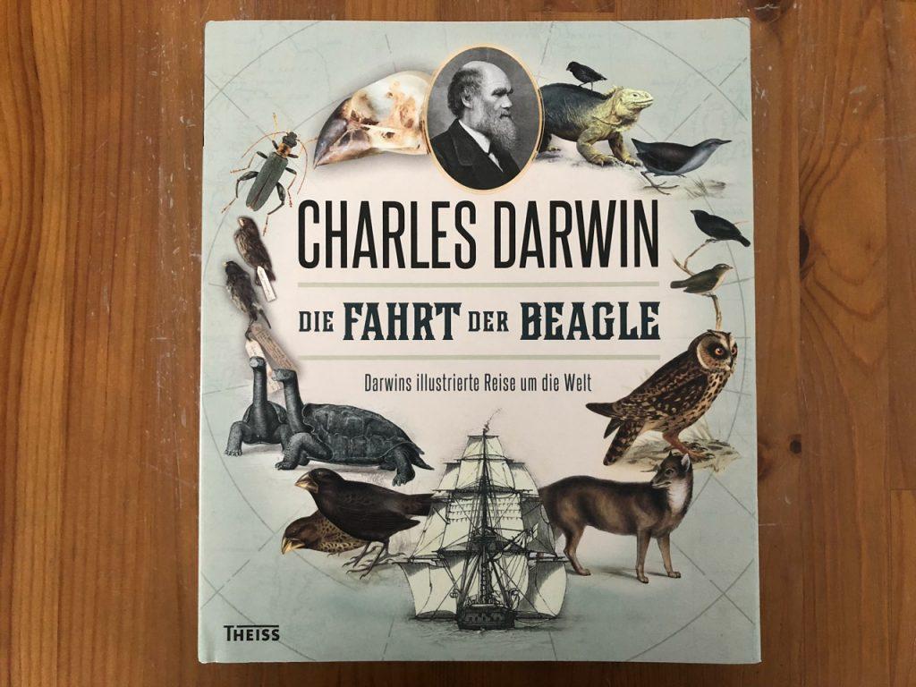 "Charles Darwin mal anders: ""Die Fahrt der Beagle"". Foto: Katrin Spanke"