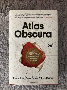Atlas Obscura. Foto: Katrin Spanke