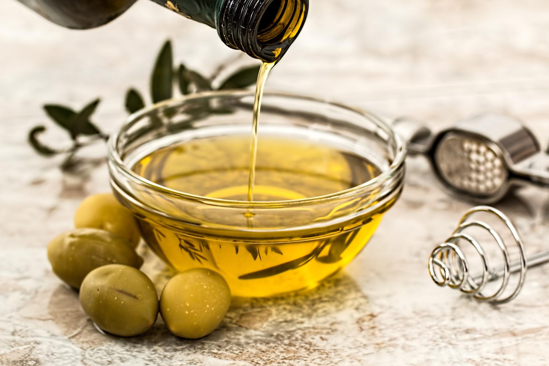 90 Prozent der Oliven werden zu Öl verarbeitet. Foto: pixabay