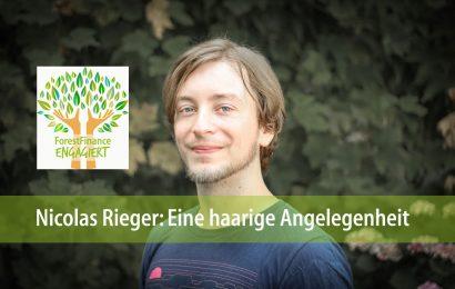 Nicolas Rieger: Eine haarige Angelegenheit