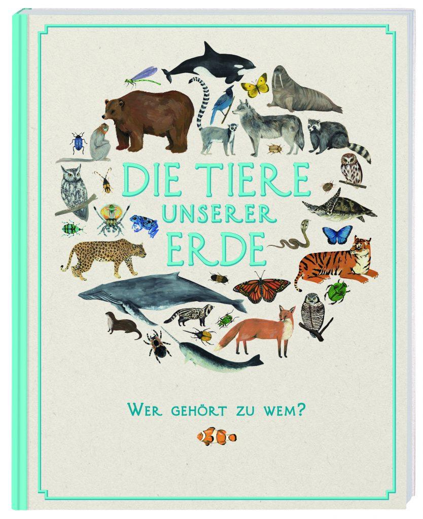 Die Tiere unserer Erde. Foto: .moses Verlag