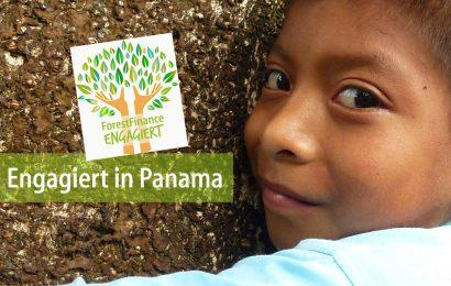 Engagiert in Panama