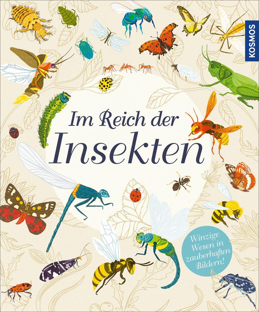 Im Reich der Insekten. Foto: Kosmos