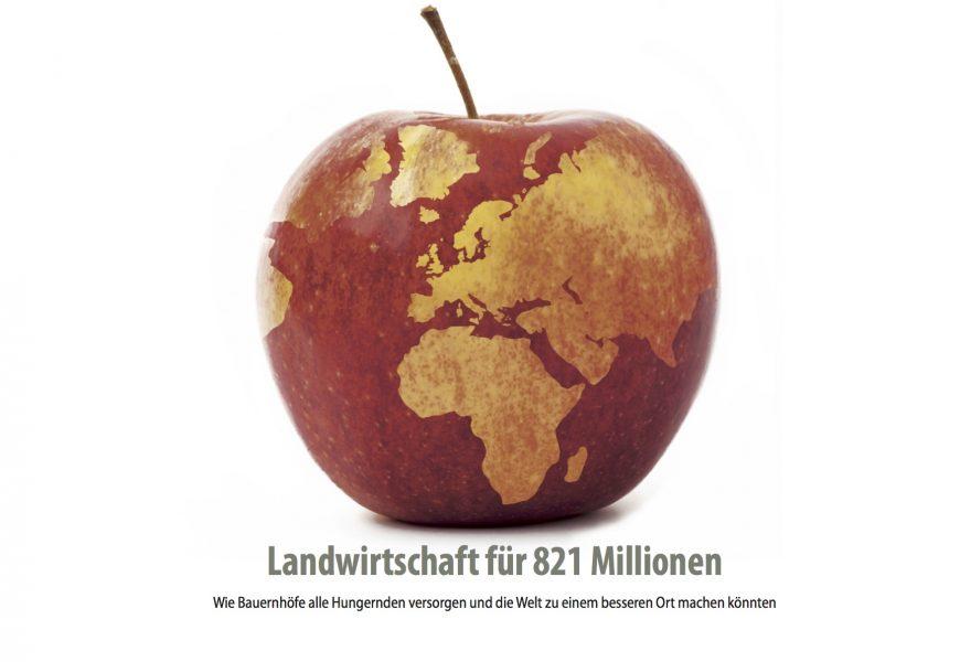 Landwirtschaft für 821 Millionen