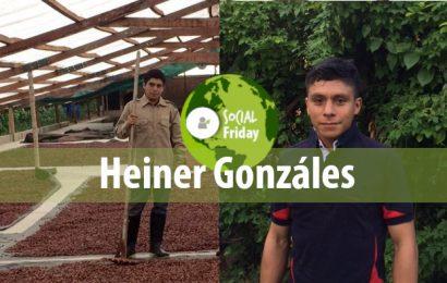 Vom Kleinbauern zum Kakaoexperten: Heiner Gonzáles