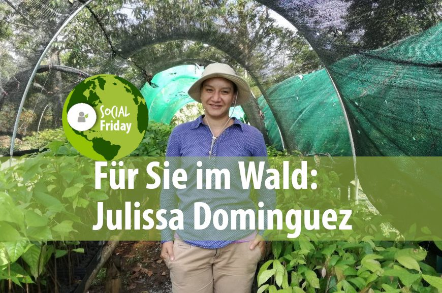 Für Sie im Wald: Julissa Dominguez