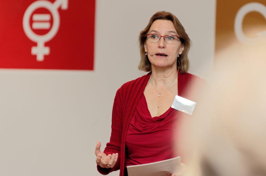Susanne Bergius, Expertin für nachhaltige und alternative Geldanlagen.