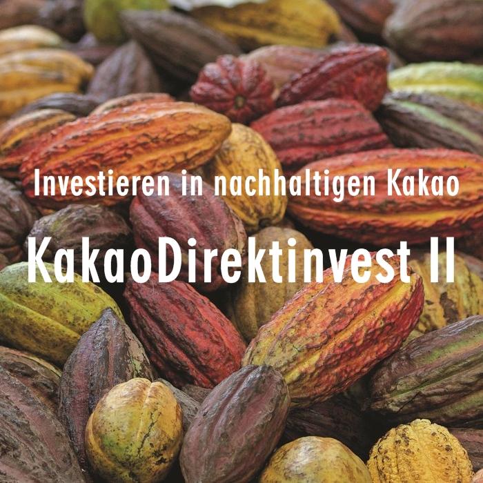 Investieren in Kakao