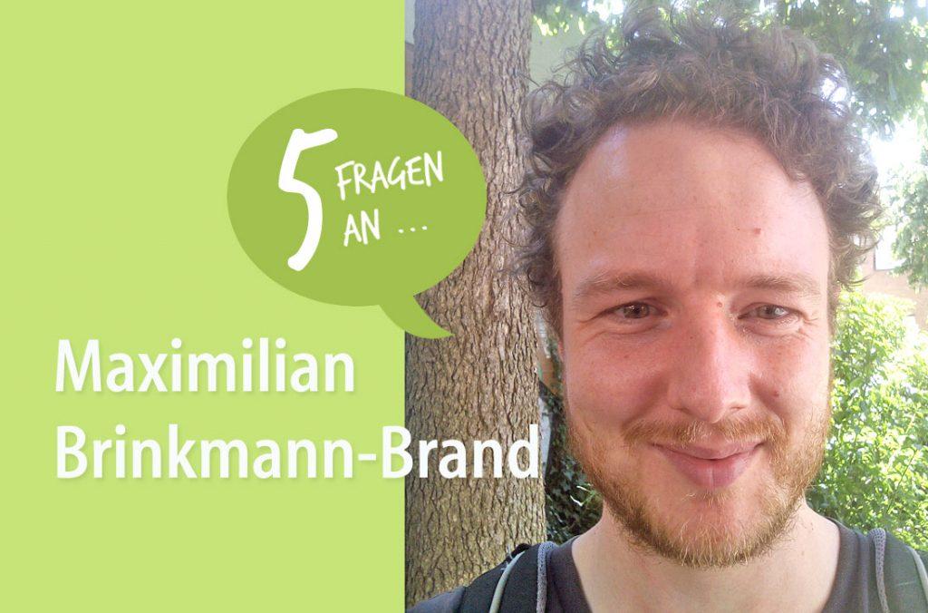 Maximilian Brinkmann-Brand