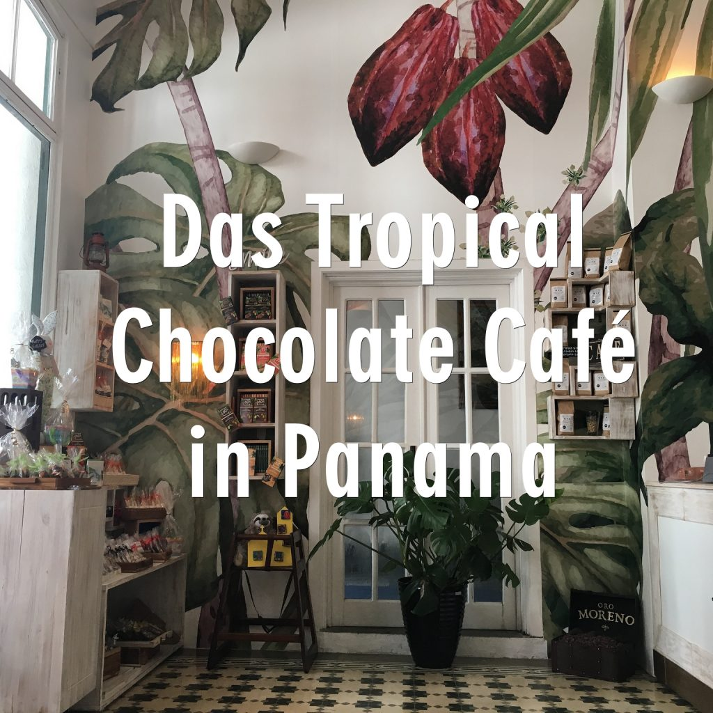 Tropical Chocolate Cafe