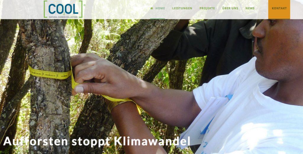 Die Klimaschutzagentur von ForestFinance - CO2OL
