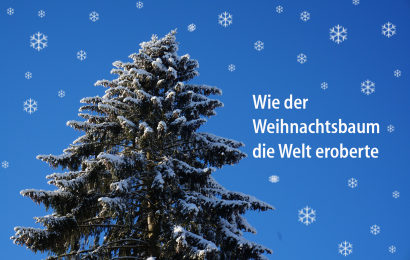 Wie der Weihnachtsbaum die Welt eroberte