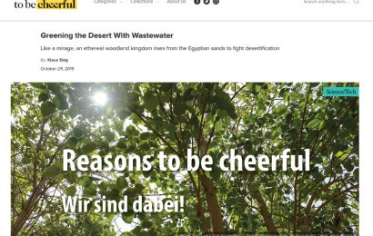 "ForestFinance-Projekt auf David Byrnes Webseite ""Reasons to be cheerful"""