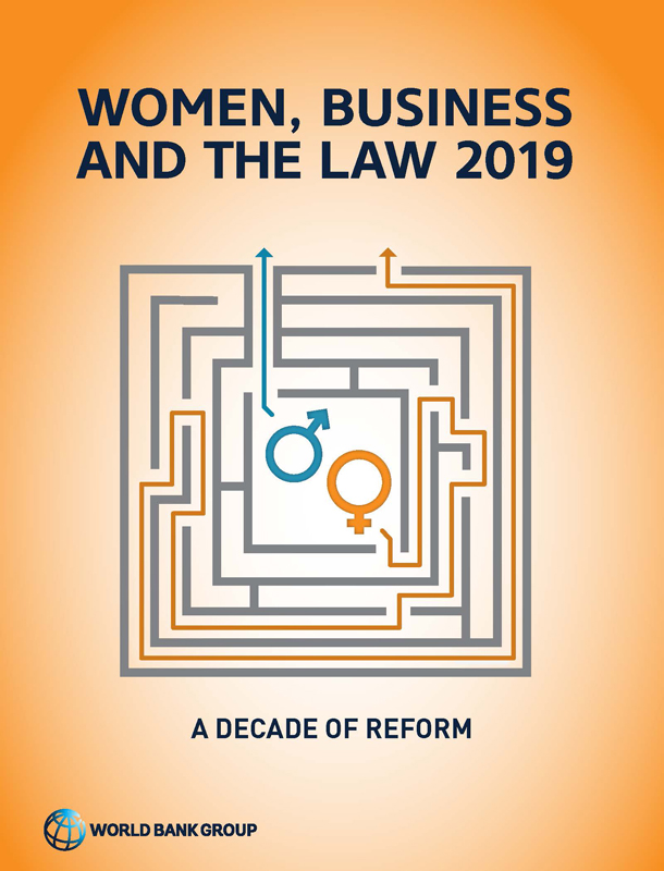 Women Business and the Law 2019