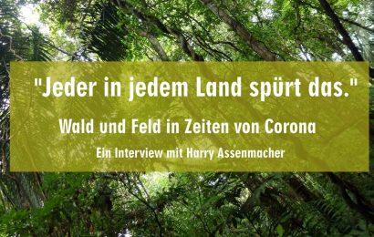 """""""Jeder in jedem Land spürt das"""" – Interview mit Harry Assenmacher zu Leben und Arbeiten in Zeiten von Corona"""