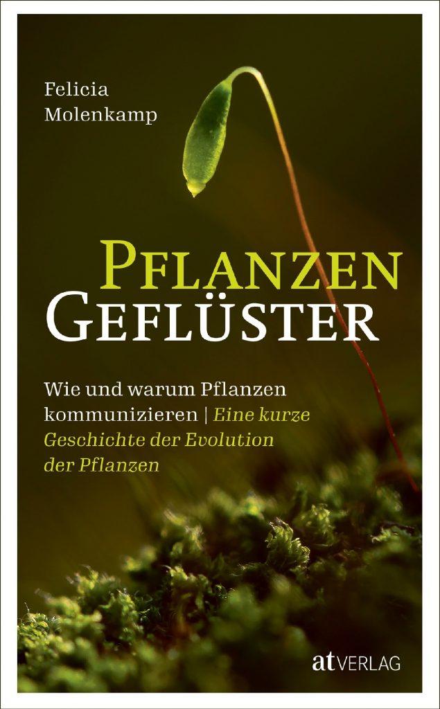 Buch-Cover PflanzenGeflüster