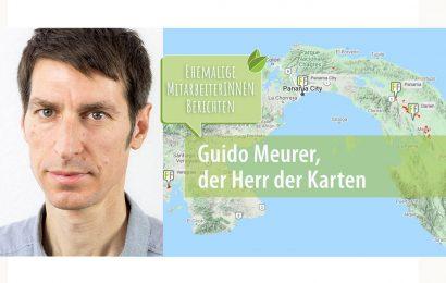 25 Jahre ForestFinance – ehemalige MitarbeiterInnen berichten: Guido Meurer, der Herr der Karten