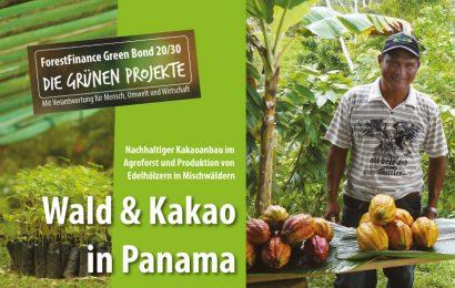 ForestFinance Green Bond 20/30 – die Projekte