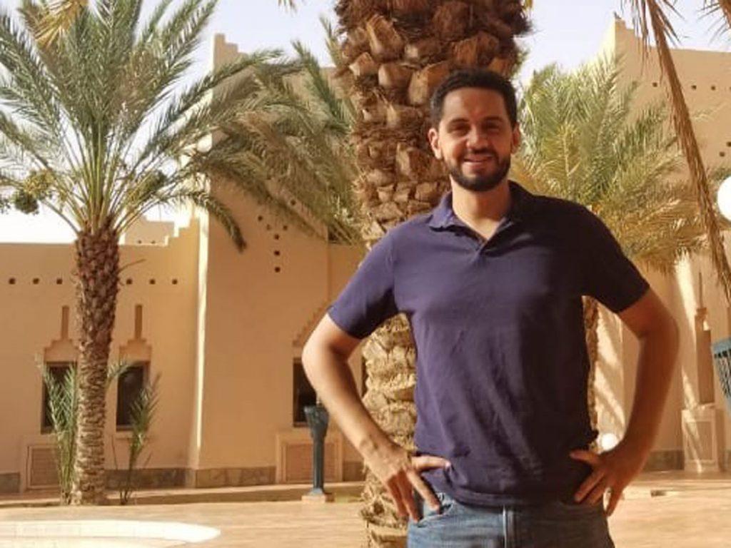DesertTimber CEO Anas BaChar