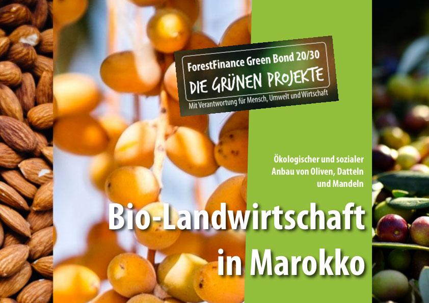 Bio-Landwirtschaft in Marokko