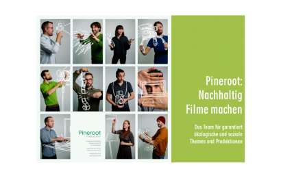 Pineroot – die einzigartig nachhaltigen Filmemacher