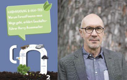 ForestFinance geht neue Wege – warum jetzt und warum so?