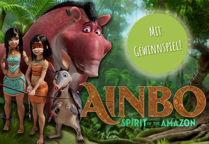 Filmtipp: Ainbo – Hüterin des Amazonas